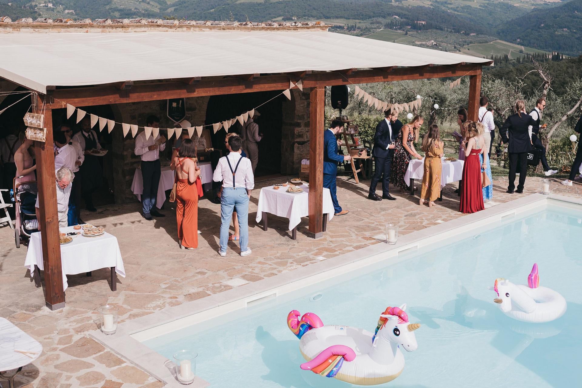 La Rimbecca in der Toskana - Hochzeitslocation für freie Trauungen - Hochzeitsreportage - Chris Reuter Hochzeitsfotograf